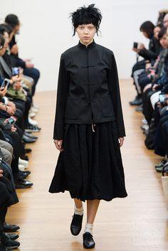 Comme de Garçons Otoño-Invierno 2015/2016 Paris Fashion Week