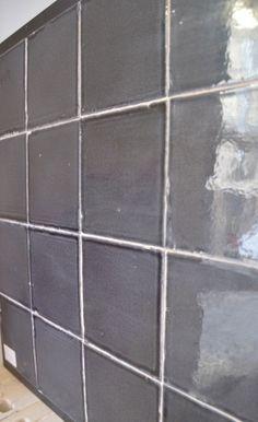 Carreaux ciment 20x20cm baroque noir blanc et gris d cors for Carrelage du marais paris
