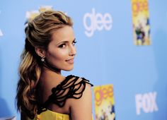 Dianna Agron - cute hairstyle
