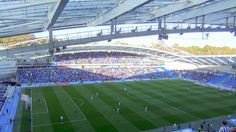 The Amex Stadium - Brighton & Hove Albion's ground #bhafc