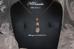 High quality necklace and ear rings set