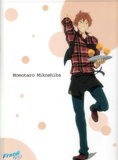 Image in Free! Momotarou Mikoshiba, Makoharu, Free Anime, Free Manga, L Lawliet, Competitive Swimming, Free Eternal Summer, Free Iwatobi Swim Club, Kyoto Animation