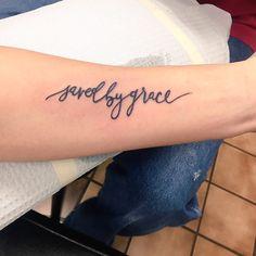 Saved by Grace ✝