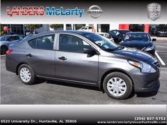 A 2018 #Nissan #Versa S Plus Sedan would make a perfect gift for that certain someone! Come check out our inventory at Landers McLarty Nissan.