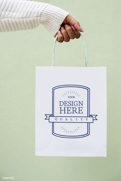 Mockup design space on paper board Page Design, Web Design, Graphic Design, Paper Board, Bag Mockup, Mockup Templates, Double Exposure, Packaging Design, Your Design