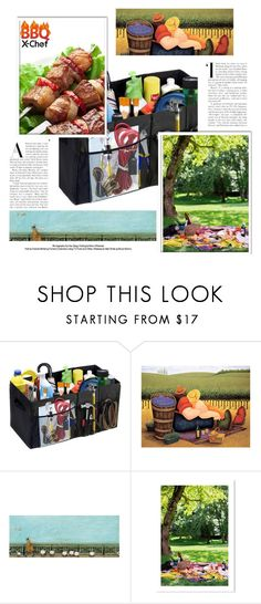 """""""weekend picnic"""" by ioakleaf on Polyvore featuring interior, interiors, interior design, home, home decor and interior decorating"""
