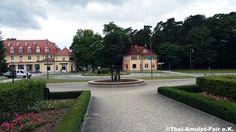 Bad Sarrow, Bahnhofsplatz #Bad #Sarrow #Brandenburg #Deutschland