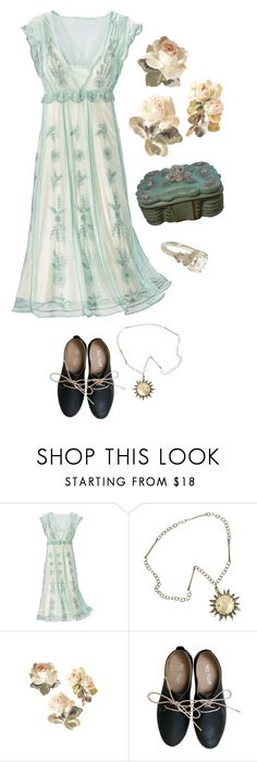 """""""Untitled #3365"""" by patpotato ❤ liked on Polyvore featuring Miz Mooz"""