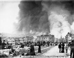 Rare 1906 San Francisco earthquake images.