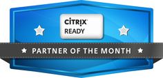 ICYMI: Kudos to @AppSense, #Citrix Ready Partner of the Month for November! :-)