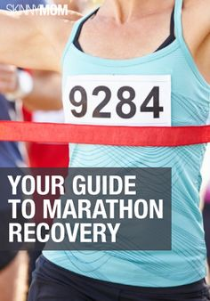 Recover the right way from a marathon with these tips!
