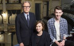 The stars of David Hare's Skylight in the West End talk to Sarah Crompton about theatre, ideals - and cooking on stage. Catch #NTLive's #Skylight on Riverside's Big Screen 25 October - 2 November. #RiversideScreen