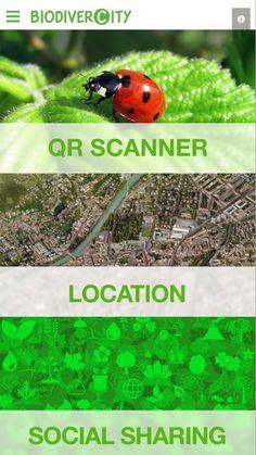 Die Biodivercity-App. Eben genau weil uns die Natur am Herzen liegt.