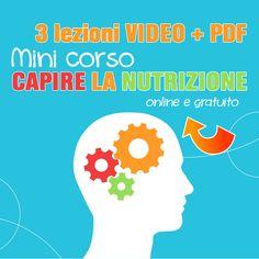 [Capire la Nutrizione] un corso online completamente gratuito con Video+PDF Ti interessa? #capirelanutrizione