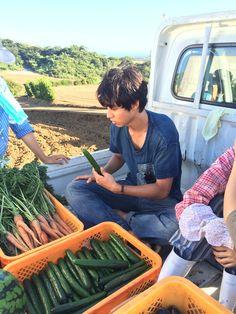 """ep.8 Kento Yamazaki, BTS, J drama """"Sukina hito ga iru koto (A girl & 3 sweethearts)"""", Sep/05/2016"""