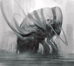 Whale Back, Anthony Jones on ArtStation at https://www.artstation.com/artwork/whale-back
