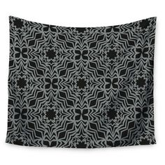 "East Urban Home Optical Fest by Miranda Mol Wall Tapestry Size: 60"" H x 80"" W"