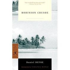Robinson Crusoe, set ashore on an island after a terrible storm at sea, is forced to make do with only a knife, some tobacco, and a pipe....