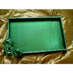 Wedding Tray Decoration Beauteous First Wedding Card Tray  Trousseau Packing  Pinterest  Wedding Decorating Design