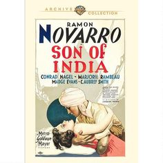 Son of India (1931) Another of several wonderful Ramon Novarro films recently released... I recommend them all, he's a joy to watch!