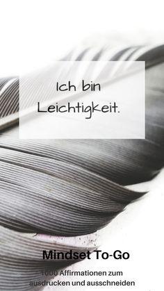 1000 Affirmationen für mehr Selbstvertrauen, Erfolg und Fülle in einem E-Book zum ausdrucken und herausschneiden. Jetzt auch als Taschenbuch zum direkt herausschneiden. #affirmation #affirmationen #selbstvertrauen #selbstliebe #selbstbewusstsein #erfog #zitat #spruch #ichbin #glaubenssatz #glaubenssätze #mindset #charisma #vertauen #liebe To Go, Self Confidence, Historical Fiction Novels, Self Love, Pocket Books, Reading