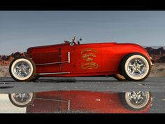 1929-1932 Ford Roadster by Zolland Design - Static 1 - 1280x960 - Wallpaper