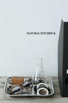 ナチュラルキッチン皿を小物置きに  Everyday photostyling~おしゃれカッコいい暮らしのアイデア~大阪フォトスタイリング教室 Ameba (アメーバ)