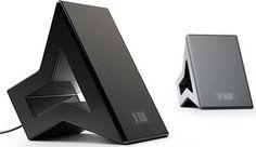 Sonicum speakers based on icon design