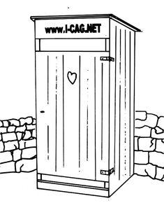 Montage De Kits Toilettes Sèches Extérieur, I CAG STANDARD. | Fabrication  Et Vente De Toilettes Sèches à Compost I CAG Compagnie | Pinterest |  Toilette, ...