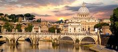 Popular tourist destinations In Rome. Ok so you want to visit one of the most breathtaking cities in the world, aka Rome, the question is, what tourist attractions can you see in Rome and what is their history Monuments, Places To Travel, Places To See, Travel Destinations, Road Trip, Italy Tours, European Tour, Vatican City, Panama City Panama