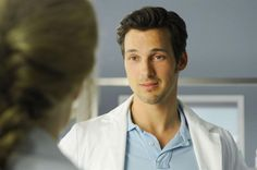 "Florian David Fitz ""Doctor's diary"" , love the series is so funny."