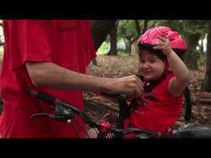 Cadeirinha Baby Bike KALF- Instruções de montagem - YouTube