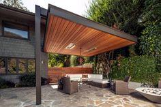 Resultado de imagen para steel and wood structure
