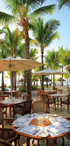 Paradis Hotel Restaurant ! Mauritius / Ile Maurice