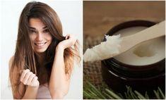 Descoperă o mască hidratantă și de întinerire bogată în nutrienți care ajută la stimularea creșterii părului și la întărirea acestuia. Diy Beauty, Beauty Hacks, Hair Pack, Beauty Recipe, Diy Mask, Dry Hair, Hair Growth, Your Hair, Moisturizer