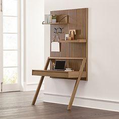Modern Home Office Desk, Modern Home Offices, Home Office Furniture Desk, Office Set, Modular Furniture, Unique Furniture, Custom Furniture, Desk Office, Modular Office