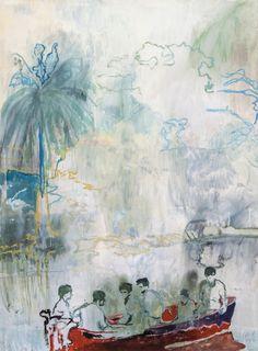 Peter Doig - No Foreign Lands: Imaginary Boys (2004/13)