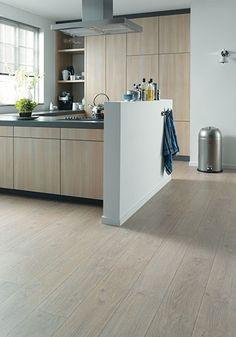 Happy New Home, Kitchen Interior, Kitchen Island, Divider, New Homes, Cottage, Flooring, Wood, Modern