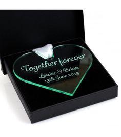 Together forever keepsake gift