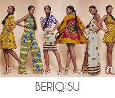 Beriqisu is a New York based ethical fashionlabelthat specializes intailored modern clothing for the fashion savvy woman. Formally 'Dreams of Fash',Beriqisu is inspired by designer and founder Belkis Whyte's Ghanaian heritage.In an interview with Harlem Bespoke, Ms Whyte explains, 'The inspiration behind my company is vibrant colors and electric prints. What better place to derive [&hellip