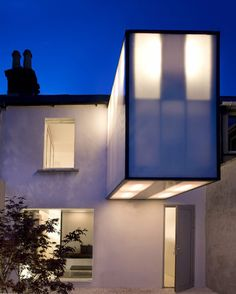 'Plastic House' by Irish firm Architecture Republic is a renovation project on a residential house   in Dublin, Ireland.