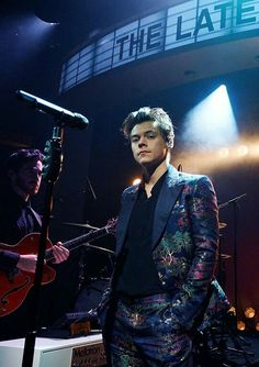 Harry on the Late Late Show with James Corden