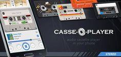 Casse-o-player - per gli appassionati della vecchia cassetta!