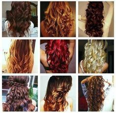 I found 'Curly Hair' on Wish, check it out!