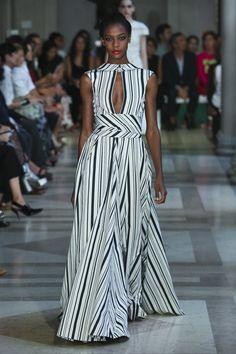 Carolina Herrera Ready To Wear Spring Summer 2017 New York