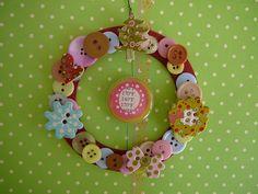Mini Christmas Wreath