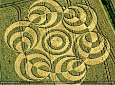 uk2007 Lucy Pringle's Crop Circle Photography