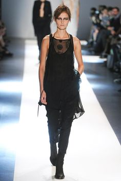 Ann Demeulemeester Spring 2015 Ready-to-Wear - Collection - Gallery - Look 5 - Style.com
