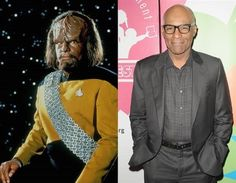 Then and Now #startrek #startrekthenextgeneration #tng #ussenterprised #1701D #worf
