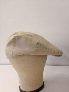 "Summer cap- ""sandstone"" | Serena Lindeman Millinery Summer Cap, Men's Hats, Hats For Men, Fashion, Moda, Fasion, Trendy Fashion, La Mode"